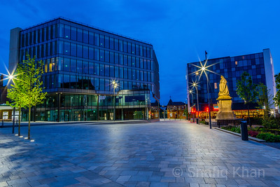 Cathedral Square, Blackburn