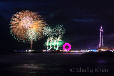 Blackpool International Fireworks Championships