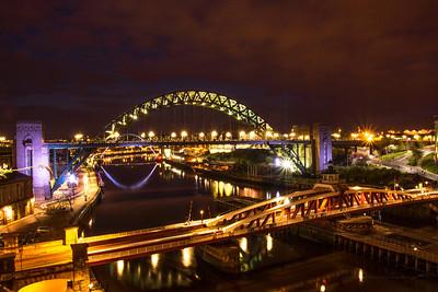 Newcastle Tyne 3