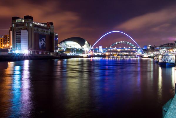 Newcastle Tyne 2