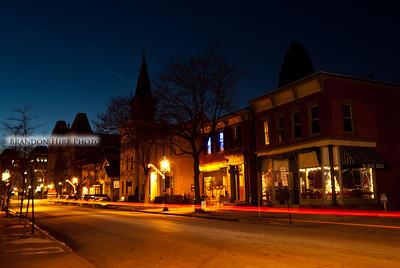 Hollidaysburg Night