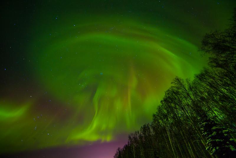 Aurora Storm