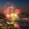 Lake Union Fireworks