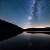 Tenaya Lake Milky Way