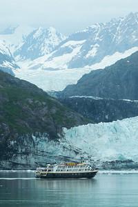 Glacier Bay, Alaska Margerie Glacier on Glacier Bay.