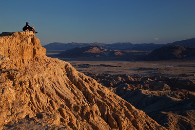 Anza-Borrego State Park, California Font's Point overlooking the Borrego Badlands in Anza-Borrego Desert State Park