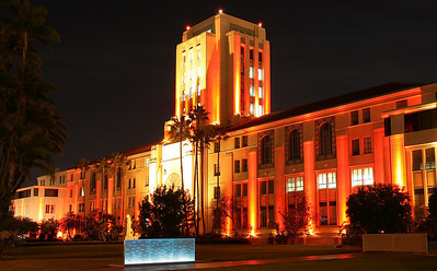 San Diego City & County Administration Building