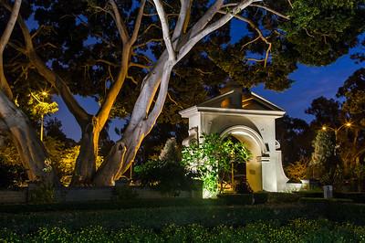 Alcazar Gardens in Balboa Park.