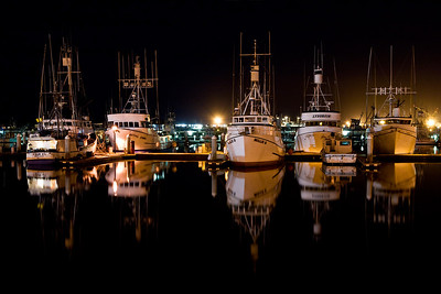 Fishing Boats Come Home