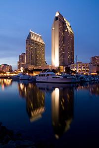 Grand Hyatt and Marina