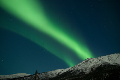 Northern Lights #7, Brooks Range, Alaska