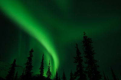 Northern Lights #10, Brooks Range, Alaska