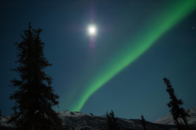 Northern Lights #8, Brooks Range, Alaska