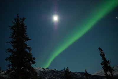 Northern Lights #8, Brooks Range, Alaska