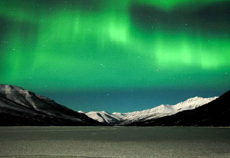 Northern Lights #1, Brooks Range, Alaska