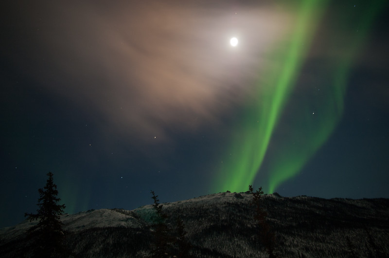 Northern Lights #5, Brooks Range, Alaska