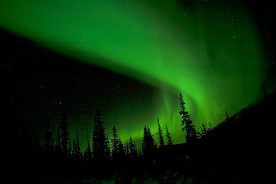 Northern Lights #4, Brooks Range, Alaska