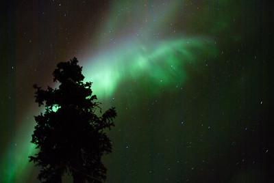 Northern Lights #12, Brooks Range, Alaska