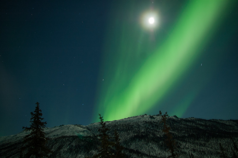 Northern Lights #6, Brooks Range, Alaska