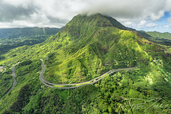 The Belt Around the Ko'olau Summit