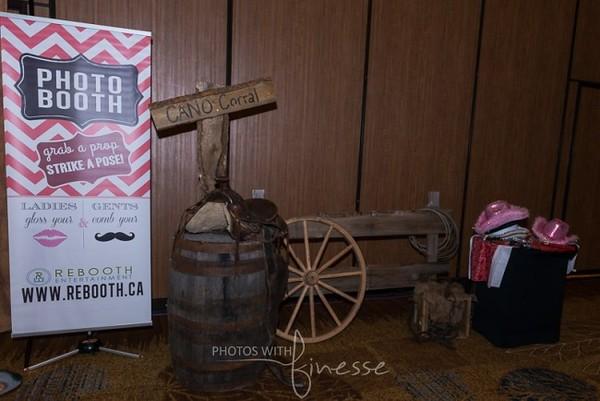 Rodeo/Stampede setup
