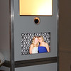 All our photo booths have a live-view screen, so you can see yourself before the picture is taken