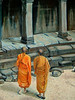 """""""Two Monks in Cambodia""""  - 2004"""