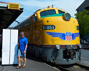 Union Pacific E9A Locomotive