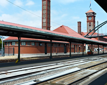 Union Station Portland, Oregon