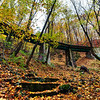 The Forrest Bridge, Lillafüred, Hungary
