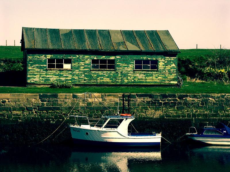 Boat & Cottage