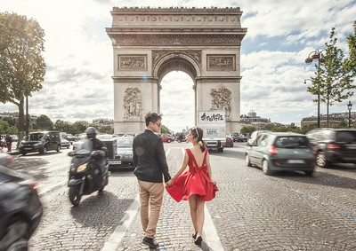 oversea - O&F's little trip in Paris