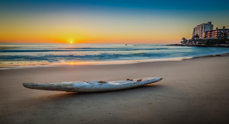 Sunrise in Cronulla