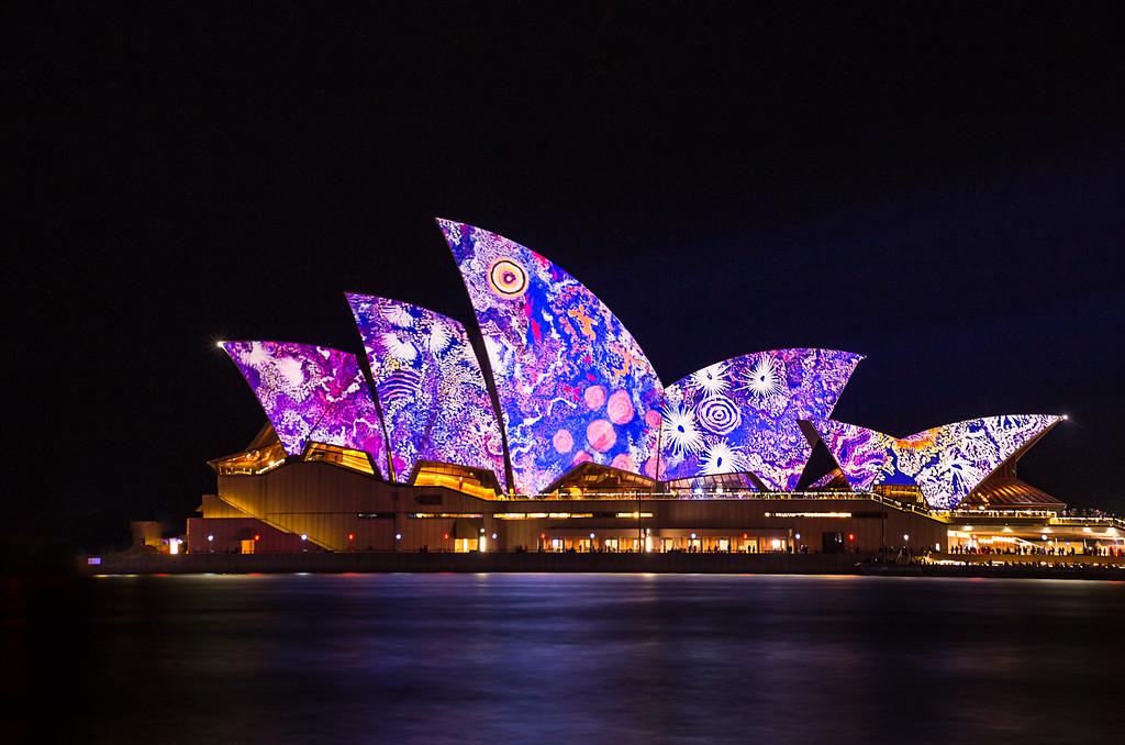 opera house vivid 2016
