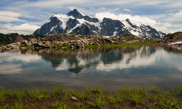 Mt Shuksan Reflection