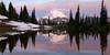 Mt Rainier on Tipsoo Lake