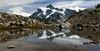 Mt Shuksan at Artist Point
