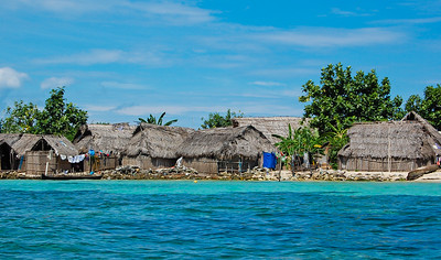 Natunega island