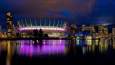 BC Place Stadium,  Vancouver BC