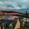Findochty Harbour, Moray, Scotland
