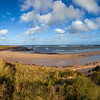Newton Beach, Northumberland.