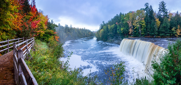 The Tahquamenon View