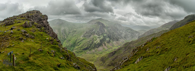 Snowdonia Panoramic 2