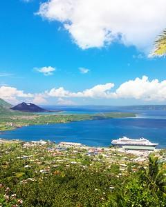 Rabaul port