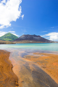 Rabaul volcano