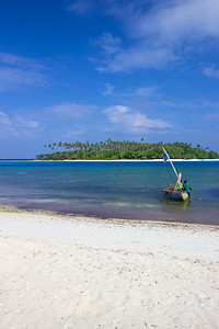 Kitava beach