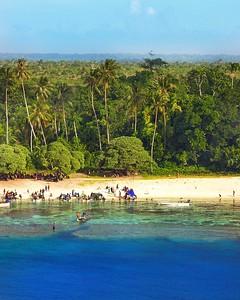 Farewell Kiriwina Island