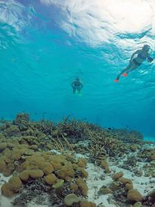 Underwater at Kitava Island