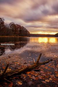 Prince Gallitzin State Park Sunrise