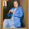 Mary Wilder Portrait in the University Center